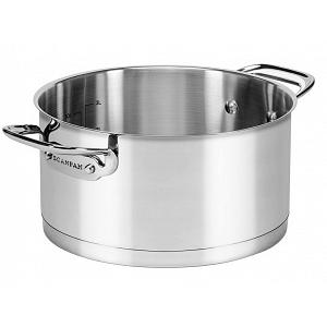 Scanpan Techniq 4 L Stainless Steel Dutch Oven
