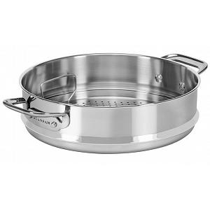 Scanpan Techniq Stainless Steel Steamer Insert