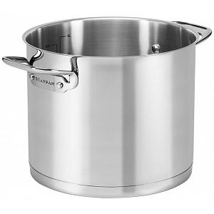 Scanpan Techniq 6.8 L Stainless Steel Stock Pot