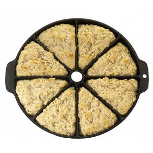 Nordic Ware Scottish Scone & Cornbread Pan