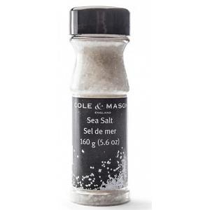 Cole & Mason 160g / 5.6oz Sea Salt