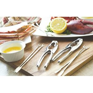 Fox Run 8-Piece Seafood Tool Set