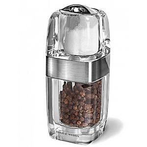Cole & Mason Seville Combi Pepper Mill with Salt Shaker