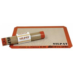 "Silpat Medium Size 14.375"" x 9.5"" Non-Stick Silicone Baking Mat"