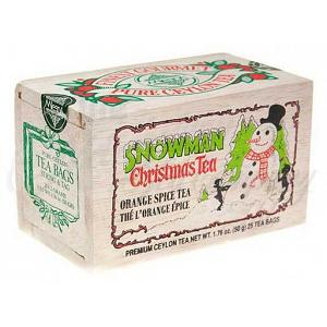 Metropolitan Tea Company Snowman Orange Spice Tea