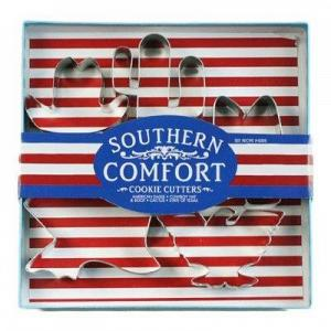 Southern Comfort Cookie Cutter Set