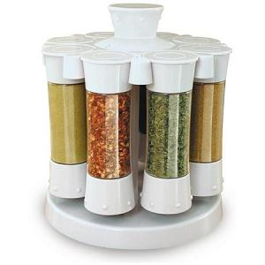 KitchenArt Elite Auto-Measure Spice Carousel