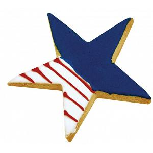 "Fox Run 2"" Star Cookie Cutter"