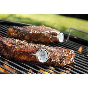Outset Set of 4 Steak Thermometers