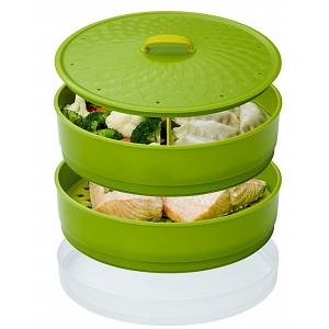 Chef'n SteamSum Stacking Steamer