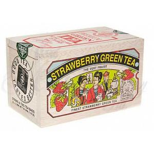 Metropolitan Tea Company Strawberry Green Tea