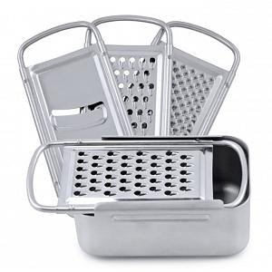Swissmar Grater Trio Mini Grater Set of 3