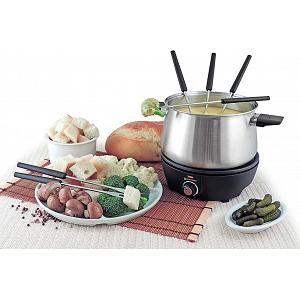 Swissmar Olten Electric Meat & Cheese Fondue Set