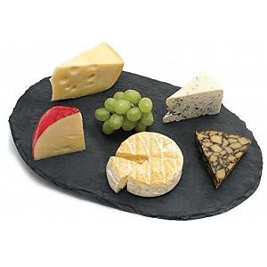 Swissmar Oval Slate Cheese Serving Board