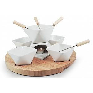 Swissmar Rubik Chocolate Fondue Set