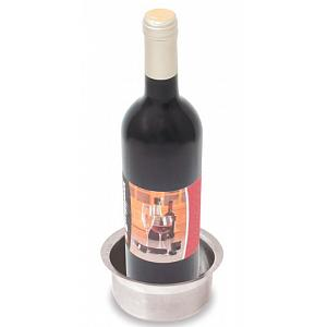 Swissmar Stainless Steel Wine Coaster