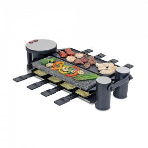 Swissmar 8 Person Swivel Raclette Grill