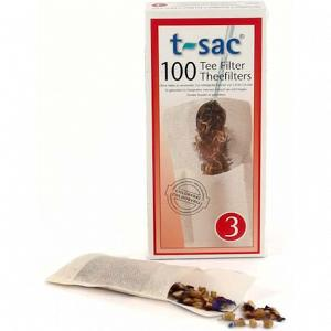 T-Sac #3 - Disposable Tea Infusers - 100-pack