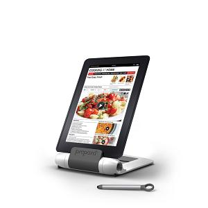 Prepara IPrep Tablet Stand with Stylus