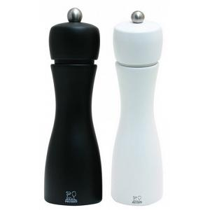 Peugeot Tahiti 20cm Black Pepper & White Salt Mill Set