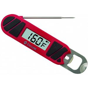 Taylor Grilling Thermometer with Bottle Opener