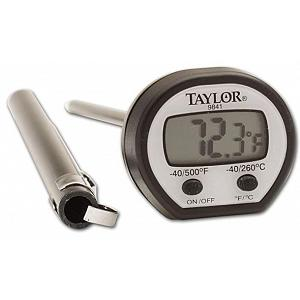 Taylor High Temp Instant Read Digital Thermometer