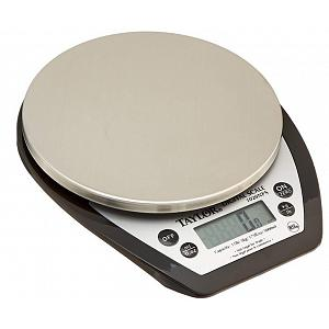 Taylor Stainless Steel Digital Kitchen Scale