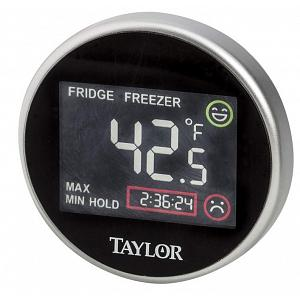 Taylor Safety Zone Fridge & Freezer Digital Thermometer