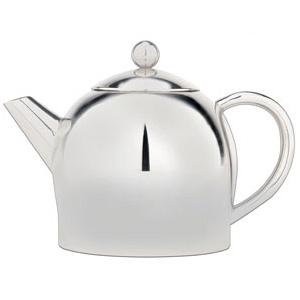 Cuisinox Alexa 1L Double Walled Stainless Steel Teapot