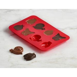 Trudeau Set of 2 Silicone Bugs Shaped Chocolate Molds