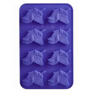 Trudeau Set of 2 Silicone Unicorn Shaped Chocolate Molds