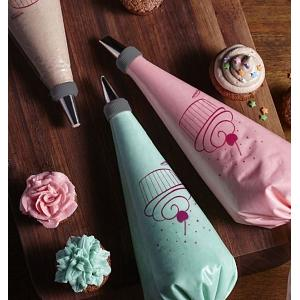 Trudeau Disposable Decorating / Piping Bag Set of 10