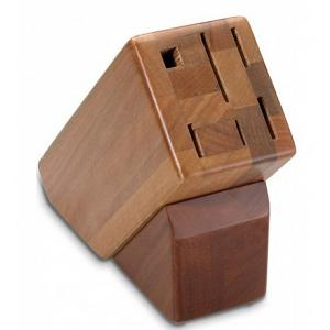 Victorinox Oak Wood 6-Slot Knife Block