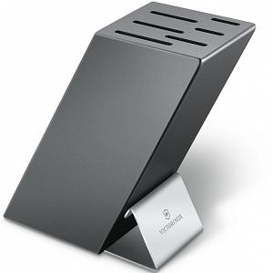 Victorinox Modern 6-Slot Black Knife Block