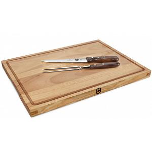 Victorinox Swiss Army 3-Piece Rosewood Carving Set