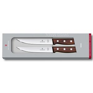 Victorinox Rosewood Steak Knife Set of 2