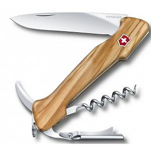 Victorinox Wine Master Olive Wood Pocket Knife