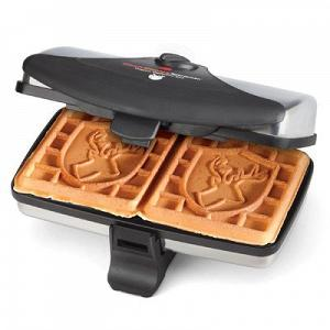 Chef's Choice WafflePro 853 Sportsman Deer-Head Waffle Maker