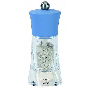 Peugeot Oleron Azure Blue 14cm Wet Salt Mill