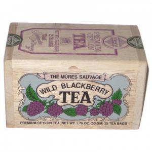 Metropolitan Tea Company Wild Blackberry Tea