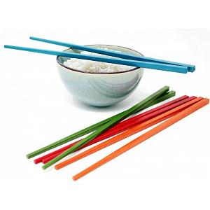 Zen Cuizine 4 Pairs of Reusable Chopsticks