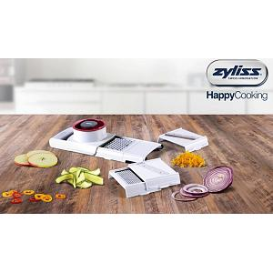 Zyliss 4 in 1 Slicer and Grater
