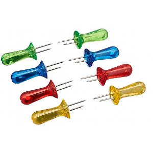 Zyliss Set of 8 Interlocking Corn Holders