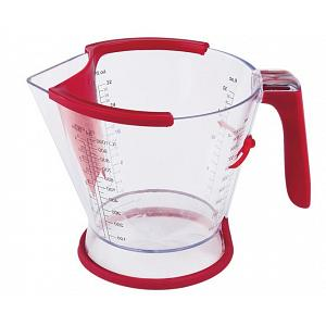 Zyliss 4-Cup Measuring Cup with Gravy Separator