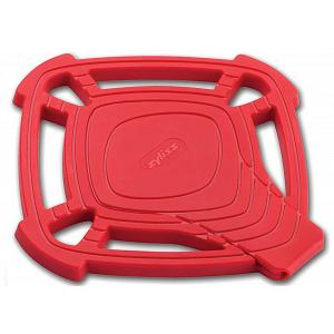 Zyliss Small Silicone Trivet with Spoon Rest