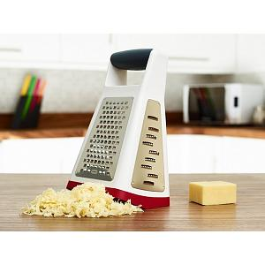 Zyliss Tilt & Grate 4 Sided Box Grater